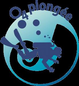 Logo O4plongée